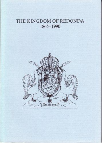 9781869955168: Kingdom of Redonda, 1865-1990
