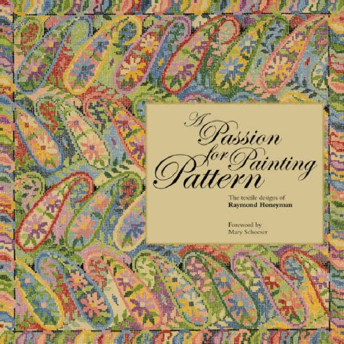 A Passion for Painting Pattern: The Textile: Mary, Schoeser