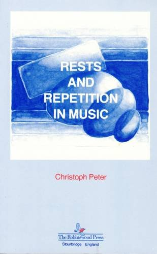 9781869981457: Rests and Repetition in Music