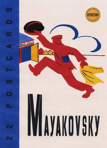 9781870003650: Mayakovsky (Postcards)