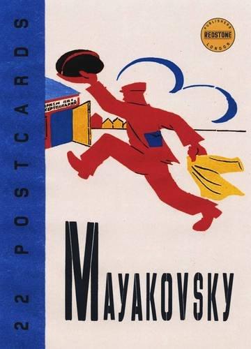 9781870003650: Mayakovsky 22 Postcards