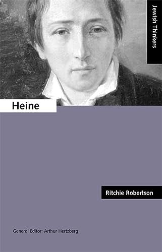 9781870015929: Heine (Jewish Thinkers Series)