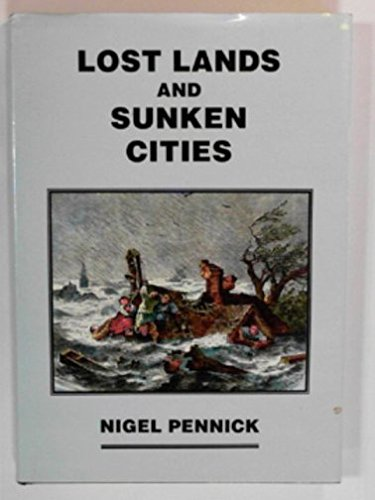 9781870021067: Lost Lands and Sunken Cities