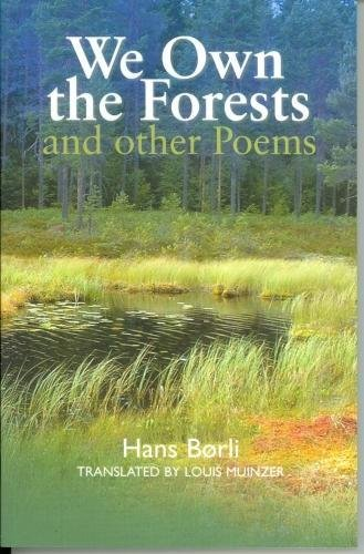 9781870041614: We Own the Forests: and other poems (Series B) (Norwegian Edition)