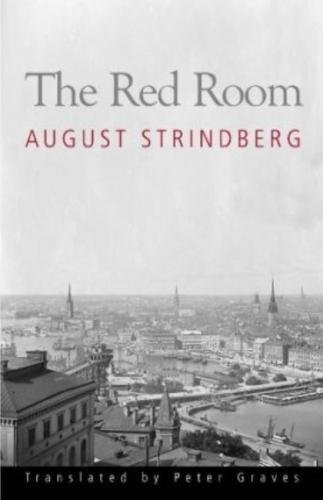 9781870041829: The Red Room: Scenes from the Lives of Artists and Authors (Norvik Press Series B: English Translations of Scandinavian Literature)