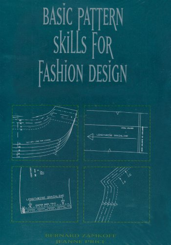 9781870055703: Basic Pattern Skills for Fashion Design