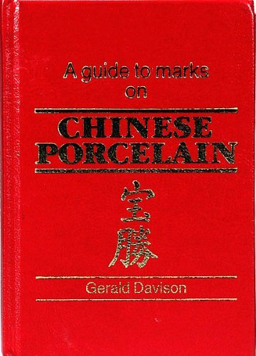 9781870076036: Guide to Marks on Chinese Porcelain