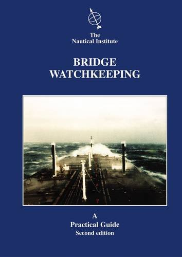 9781870077170: Bridge Watchkeeping: A Practical Guide for Junior Officers