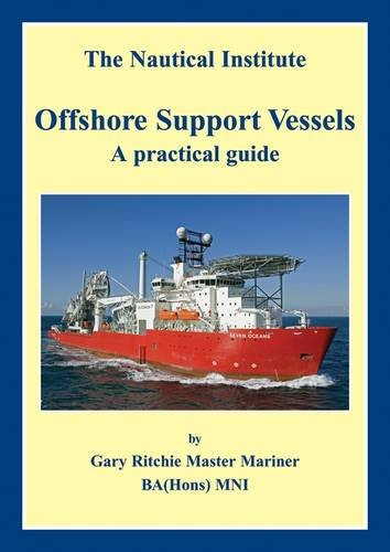 9781870077880: Offshore Support Vessels: A Practical Guide