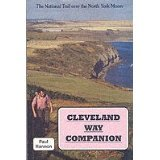 Cleveland Way Companion: The National Trail Over the North Yorks Moors (1870141172) by Paul Hannon