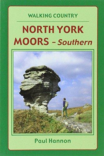 9781870141307: North York Moors: Southern (Walking Country)