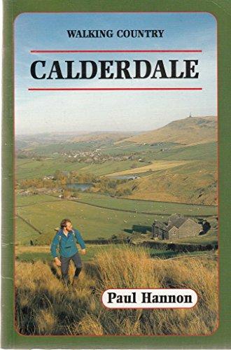 9781870141444: Calderdale (Walking Country)