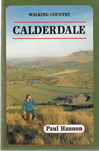 9781870141444: Calderdale (Walking Country)
