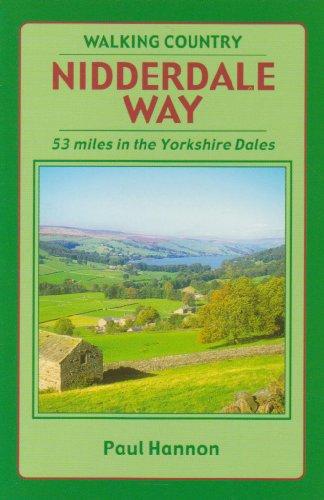 9781870141642: Nidderdale Way (Walking Country)