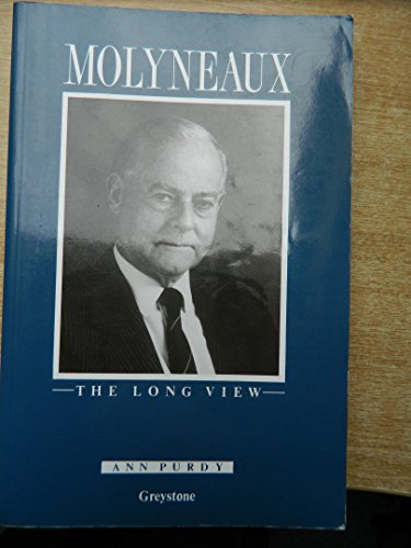 Molyneaux: The long view: Purdy, Ann