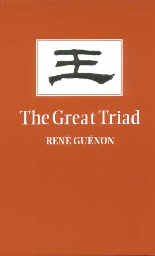 9781870196079: Great Triad (Quinta Essentia series)