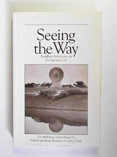 9781870205047: Seeing The Way