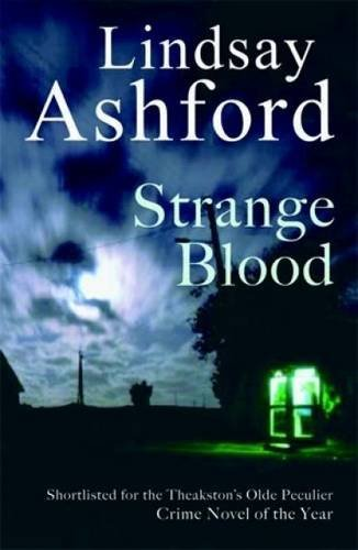 STRANGE BLOOD: Lindsay Ashford