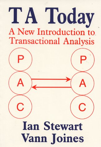 9781870244008: Ta Today: A New Introduction to Transactional Analysis