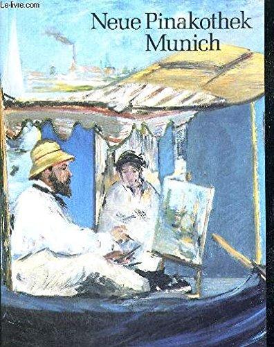 9781870248334: The Neue Pinakothek Munich