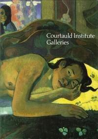 9781870248396: Courtauld Institute Galleries