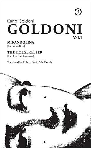 9781870259484: Goldoni: v. 1