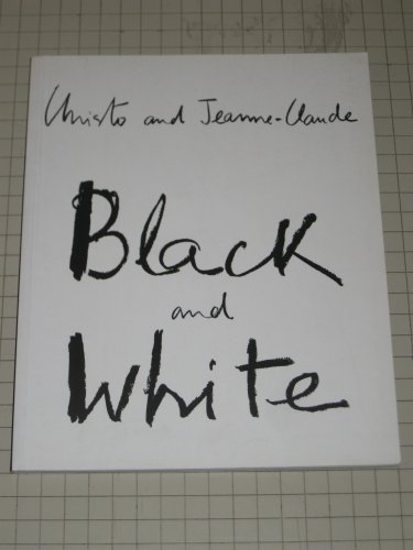9781870280778: Christo and Jeanne-Claude: Black and White