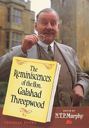 9781870304238: The Reminiscences of the Hon.Galahad Threepwood