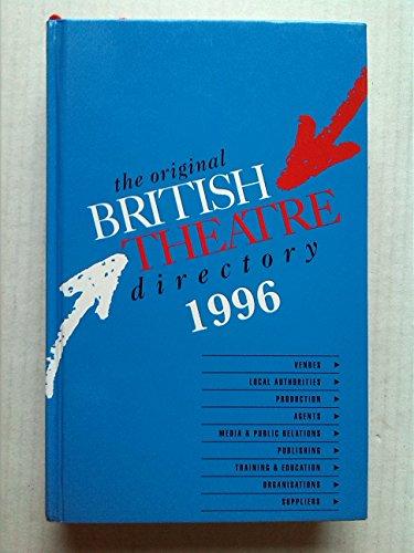 The Original British Theatre Directory 1996: Blair, Samantha