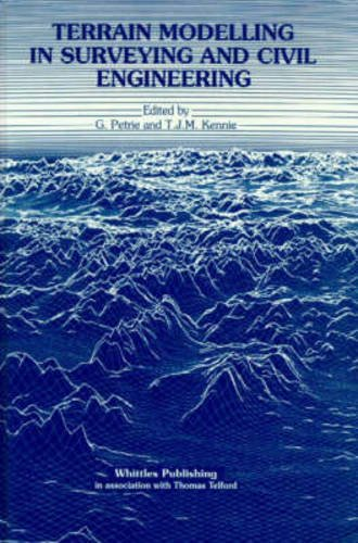 9781870325301: Terrain Modelling in Surveying and Civil Engineering