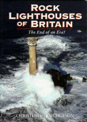 9781870325417: Rock Lighthouses of Britain