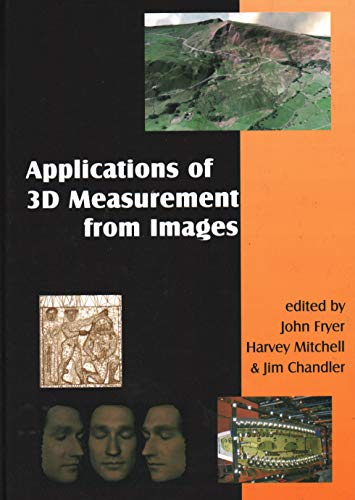 9781870325691: Applications of 3d Measurement from Images