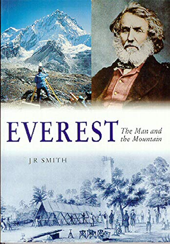 9781870325721: Everest: The Man and the Mountain