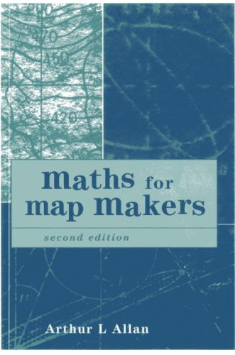 9781870325998: Maths for Map Makers