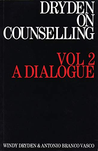 9781870332675: Dryden on Counselling: A Dialogue