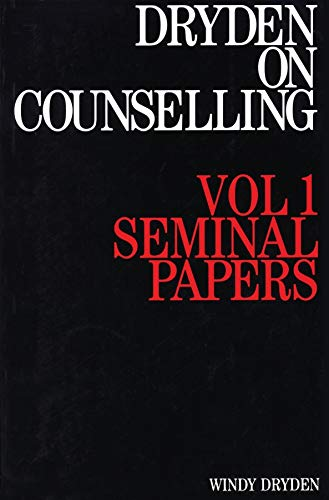 9781870332712: Dryden on Counselling: Seminal Papers
