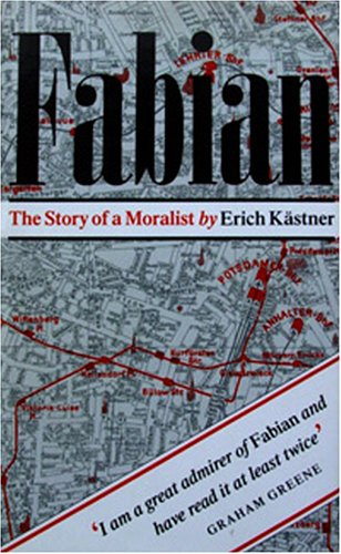 9781870352451: Fabian: The Story of a Moralist