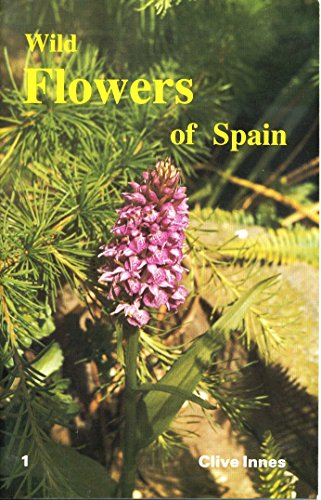 Wild Flowers of Spain Vol 1
