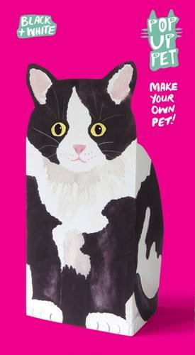 9781870375375: Pop Up Pet Black & White Cat