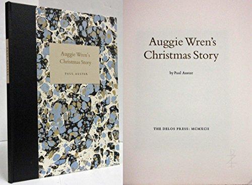 9781870380102: Auggie Wren's Christmas Story