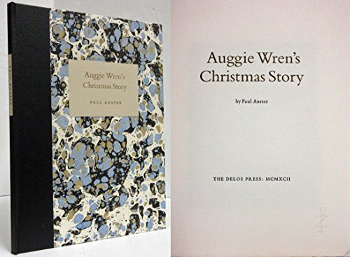 9781870380102: Auggie Wren's Christmas Story