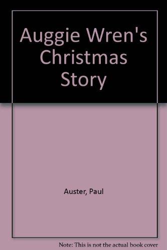 9781870380119: Auggie Wren's Christmas Story