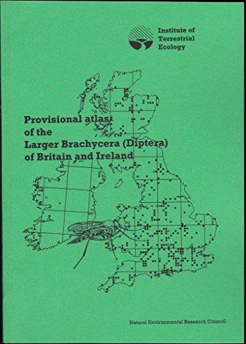 Provisional Atlas of the Larger Brachycera (Diptera): Drake, C.M.