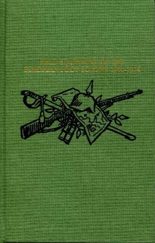 Field Equipment of the European Foot Soldier 1900-1914. Translated by E. P. Lawton. Repint der Ausg...
