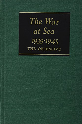 9781870423854: The War at Sea, 1939-45: The Offensive v.3 (Vol 3)