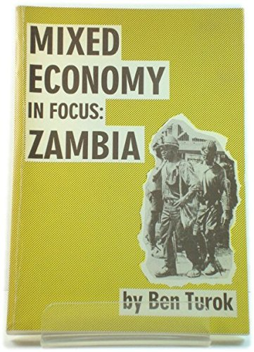 9781870425131: Mixed Economy in Focus: Zambia