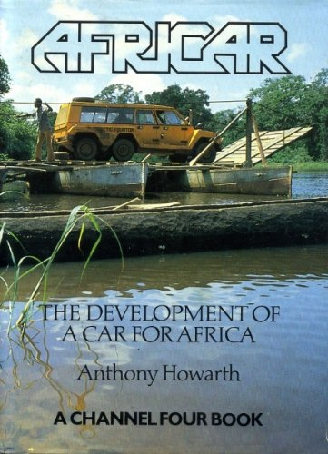 Africar: Development of a Car for Africa: Anthony Howarth