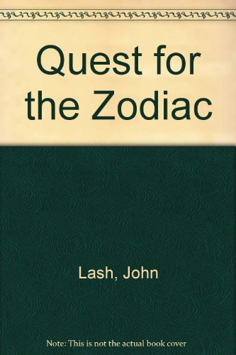 9781870450379: Quest for the Zodiac