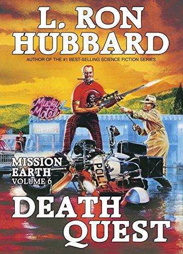 Death Quest (Mission Earth): Hubbard, L Ron