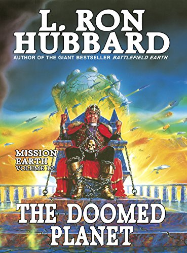 9781870451062: The Doomed Planetvolume 10 (Mission Earth)